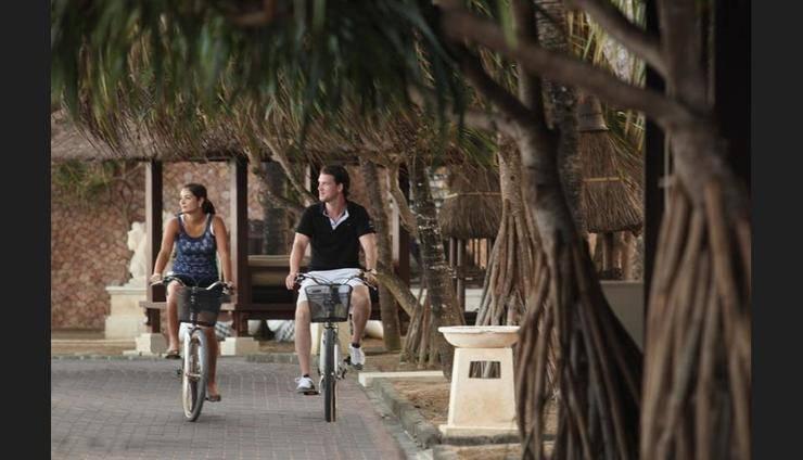 Puri Santrian Bali - Exercise/Lap Pool
