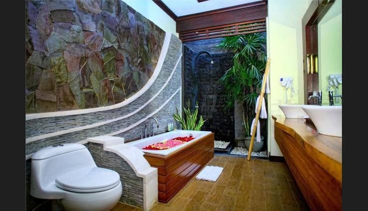 The Bali Dream Villa Canggu Bali - Bathroom