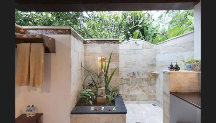 Lotus Bungalows Bali - Bathroom