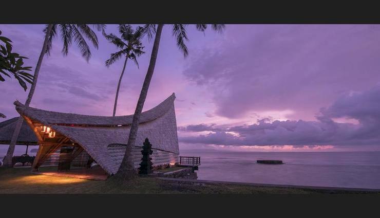 Lotus Bungalows Bali - Beach/Ocean View