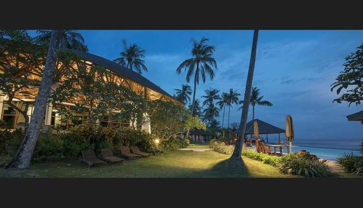 Lotus Bungalows Bali - Garden View