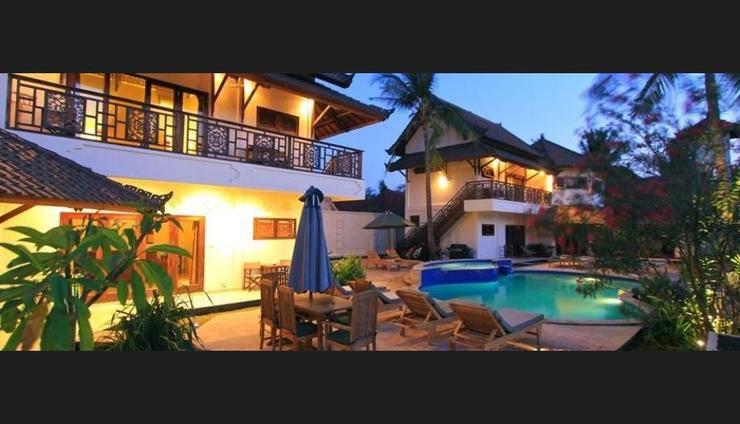 Review Hotel Baruna Villas (Lombok)