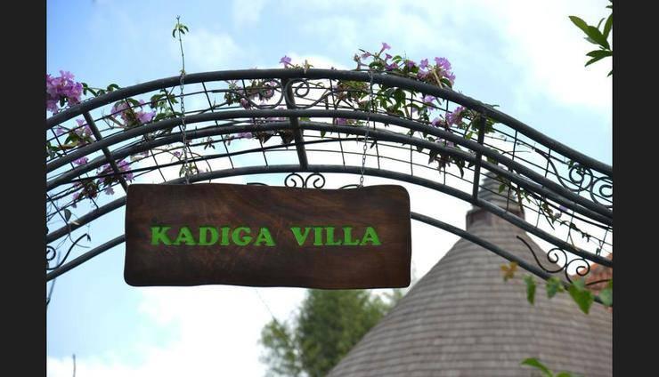 Kadiga Villas Ubud - Exterior