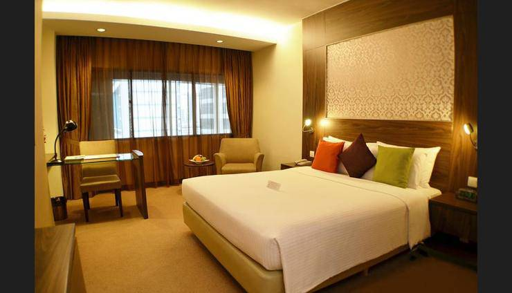 Hotel Grand Pacific Singapore - Featured Image