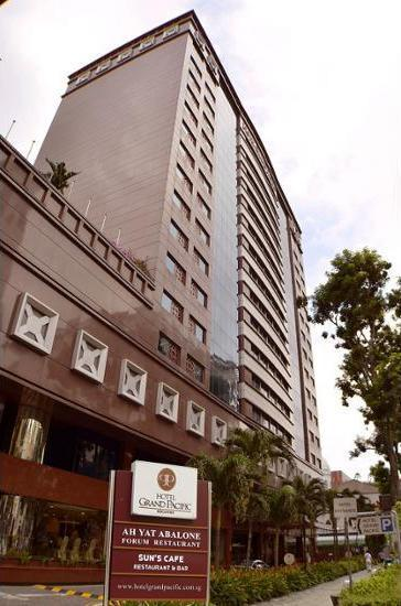 Hotel Grand Pacific Singapore - Exterior