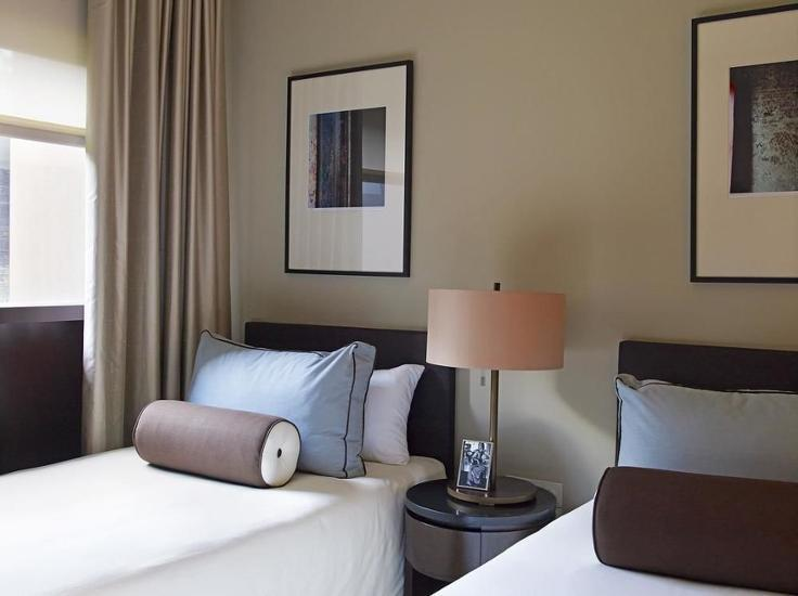 Capella Singapore - Guestroom