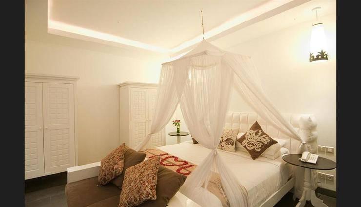 Nunia Boutique Villas Bali - Guestroom