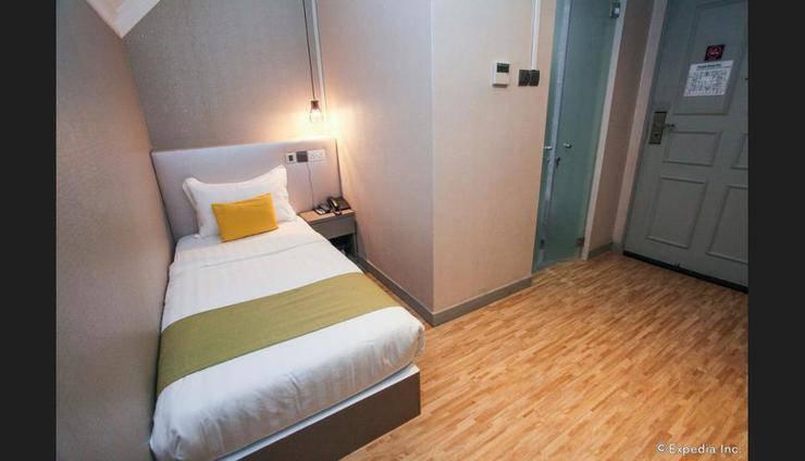 Champion Hotel Singapore - Guestroom