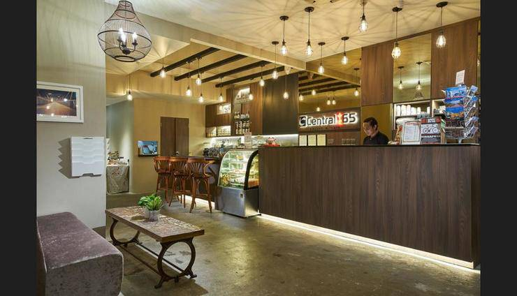 Central 65 Hostel & Cafe Singapore - Featured Image