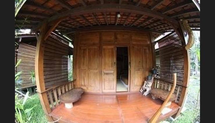 Omah Garengpoeng Magelang - Terrace/Patio