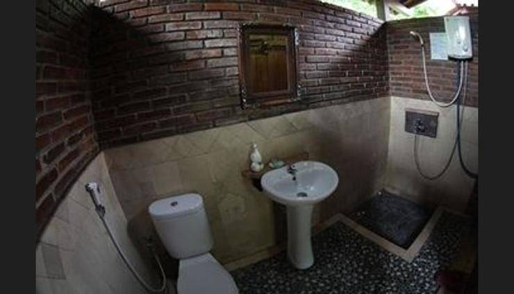 Omah Garengpoeng Magelang - Bathroom