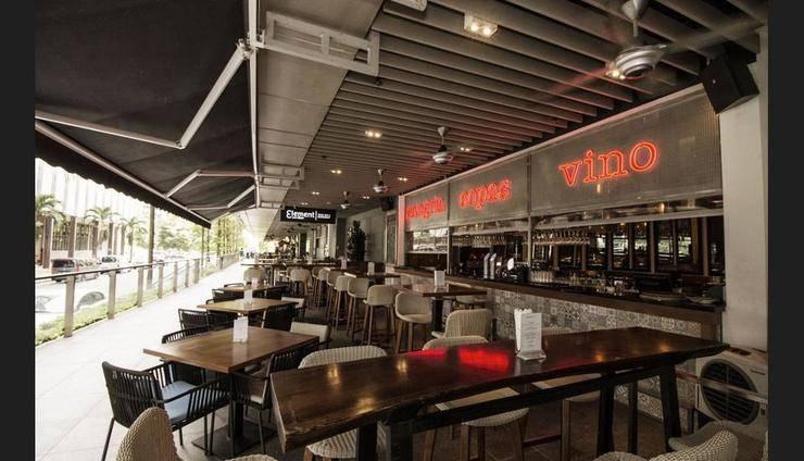 Amara Hotel Singapore - Dining