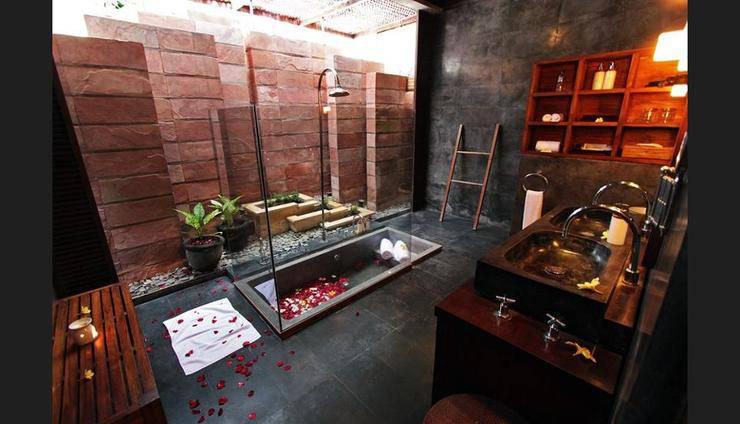 Villa Samudra Bali - Bathroom