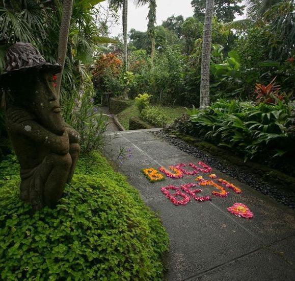 BUCU BEJI UBUD Bali - Garden