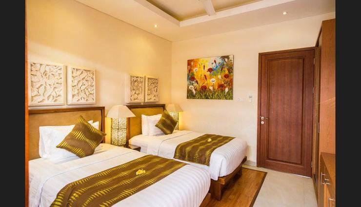 Harga Hotel Villa Seriska Dua Sanur Bali (Bali)