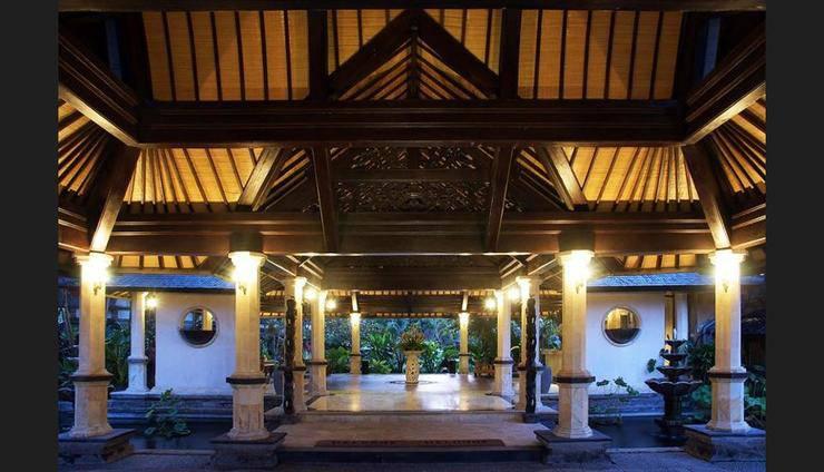 Hotel Vila Lumbung Seminyak - Reception Hall