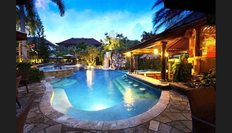 Hotel Vila Lumbung Seminyak - Featured Image