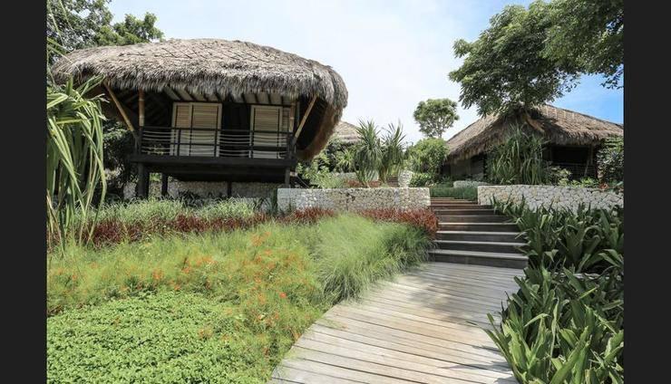 Suarga Padang Padang Bali - Garden