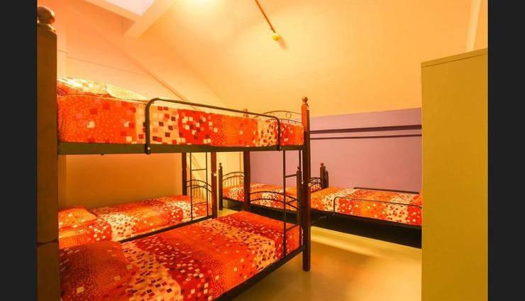 Joyfor Backpackers Hostel Singapore - Guestroom