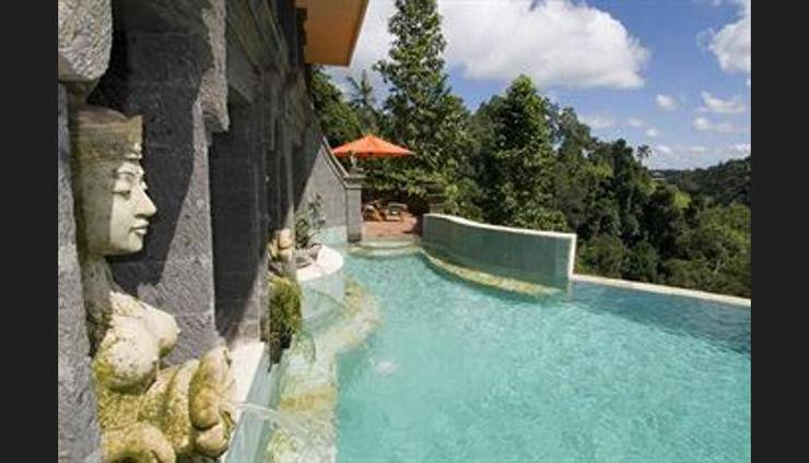 Villa Awang Awang Ubud - Infinity Pool