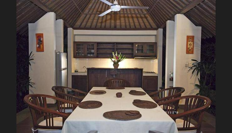 Natah Bale Villas Bali - In-Room Dining