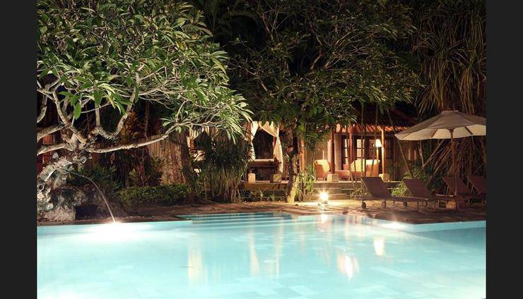 Natah Bale Villas Bali - Outdoor Pool