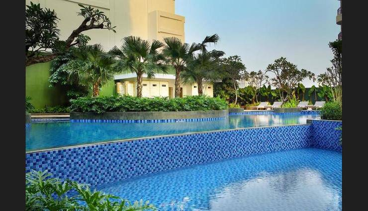 Four Points by Sheraton Surabaya Surabaya - Pool