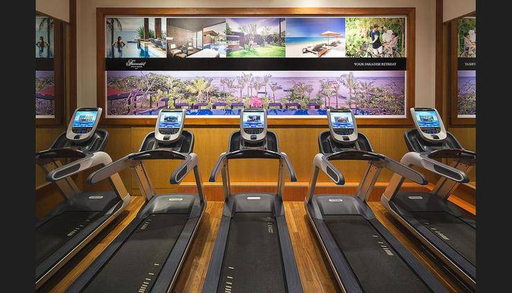 Swissotel The Stamford Singapore - Fitness Facility