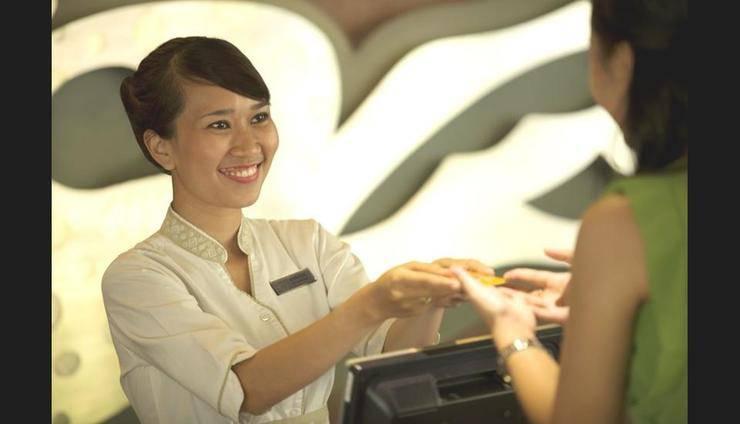 Novotel Nusa Dua Bali - Reception