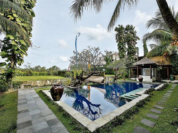 Anhera Suite Ubud Bali - Pool