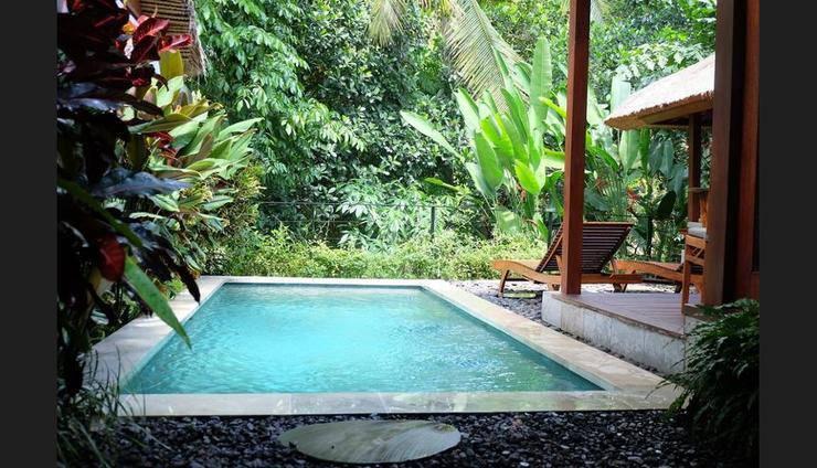 Samkhya Villas Ubud - Guestroom View