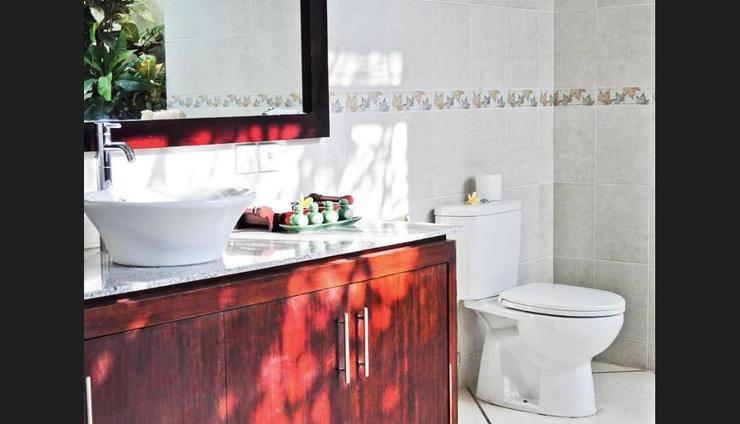 Villa Kebun Seminyak - Bathroom Sink
