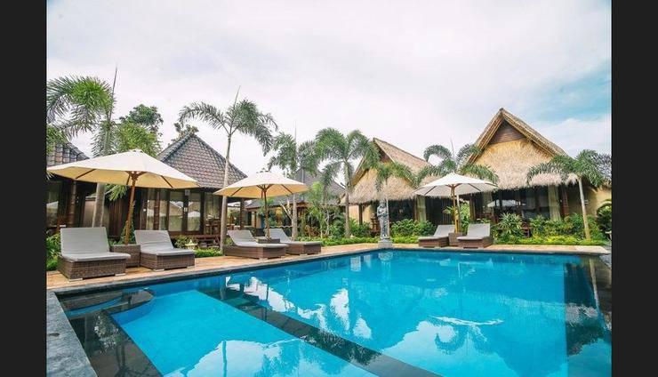 Alamat Lembongan Bay Shore Huts - Bali