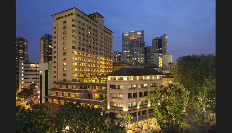 Orchard Parade Hotel Singapore - Featured Image