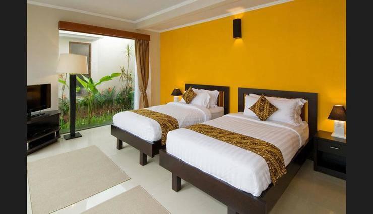 Bali Swiss Villa Bali - Guestroom