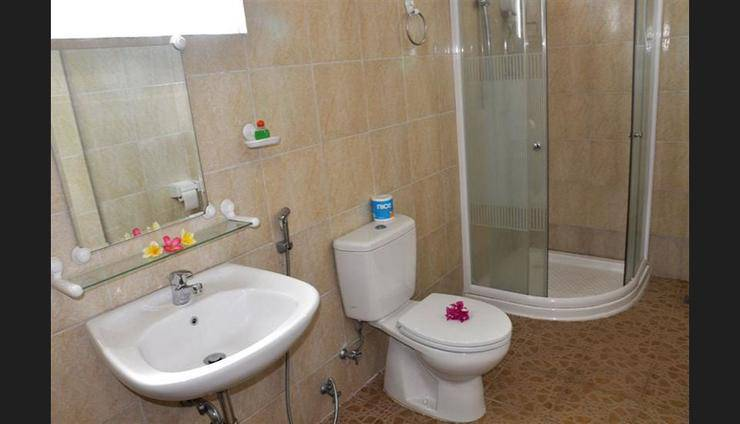 Gili T Resort Lombok - Bathroom