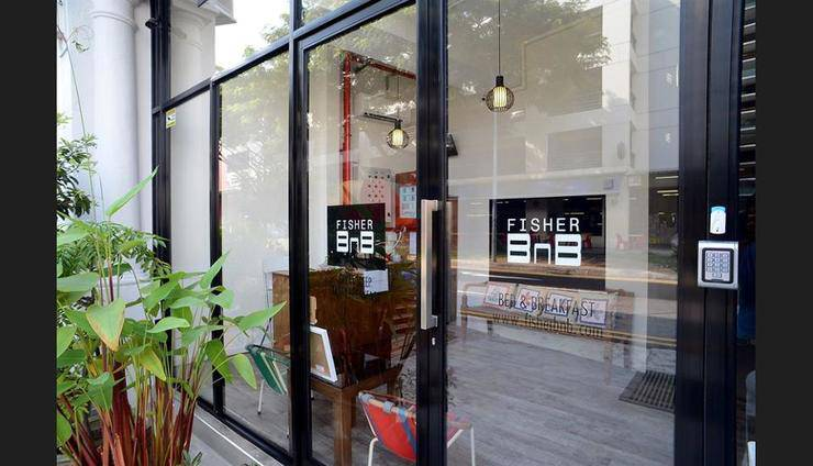 Fisher BnB Singapore - Featured Image