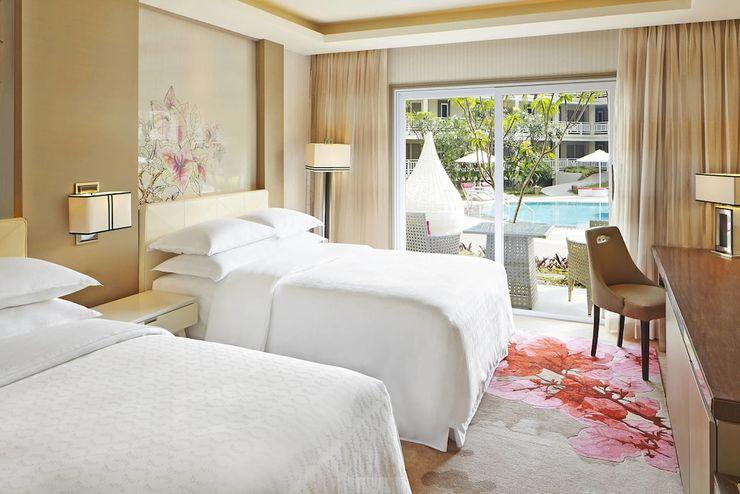 Sheraton Bandung Hotel and Towers Bandung - Guestroom