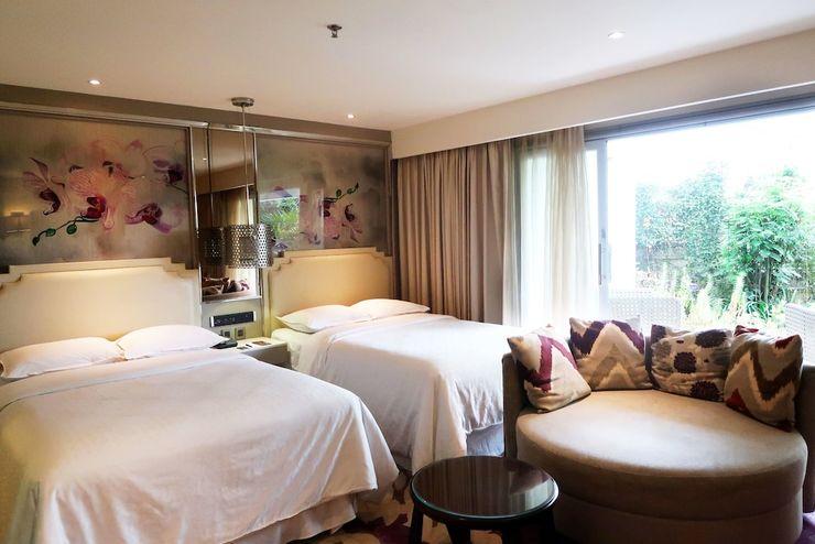 Sheraton Bandung Hotel and Towers Bandung - Guestroom View