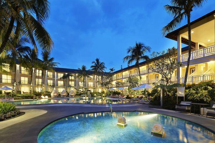 Sheraton Bandung Hotel and Towers Bandung - Spa Reception