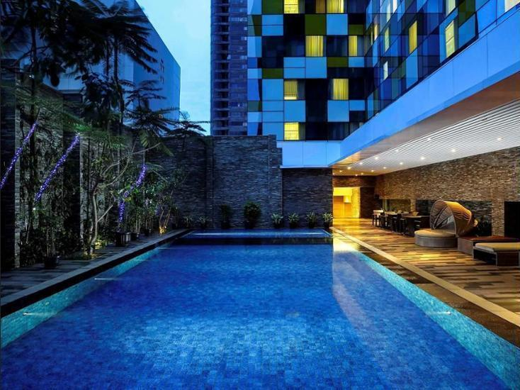 Grand Mercure Harmoni Jakarta - Sports Facility
