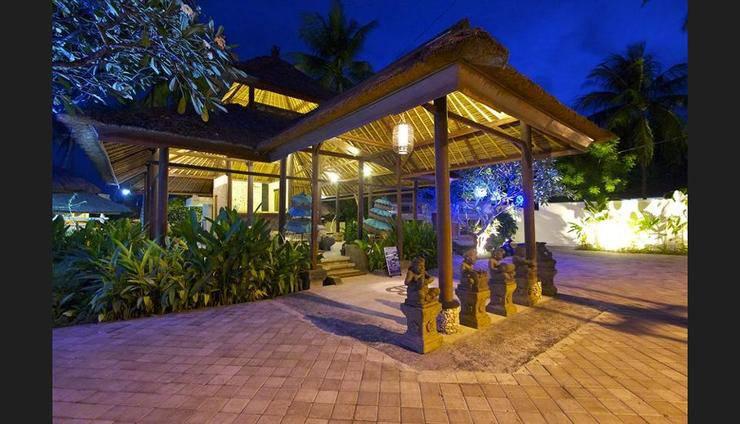 Bayshore Villas Candi Dasa - Lobby