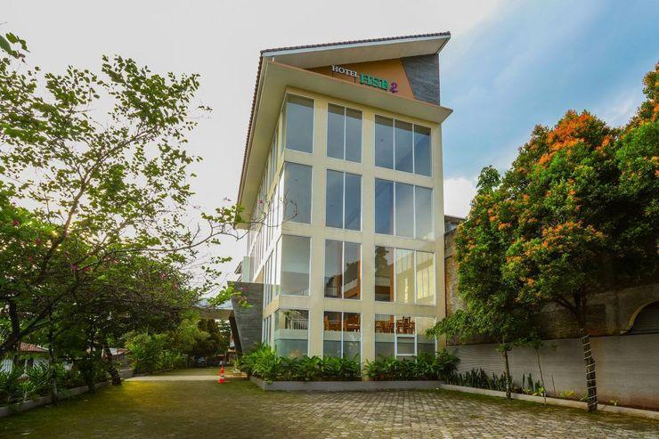 Hotel Swarnabhumi 2 Bungo - Facade