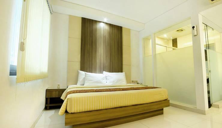 Hotel Kenari Kudus - KAMAR DELUXE