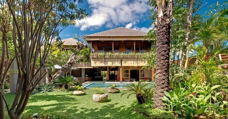 Villa Kinara Bali - Tampilan Luar Hotel