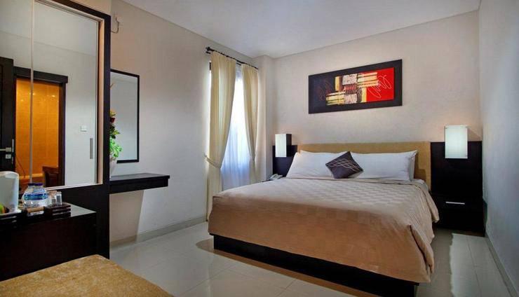Anika Melati Hotel Bali - Deluxe Room New