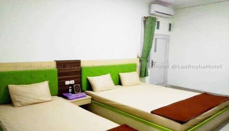 Hotel Syariah Laa Royba Pekalongan Pekalongan - Room