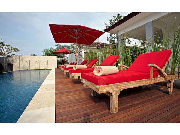 Ivory Resort Seminyak - Kolam Renang