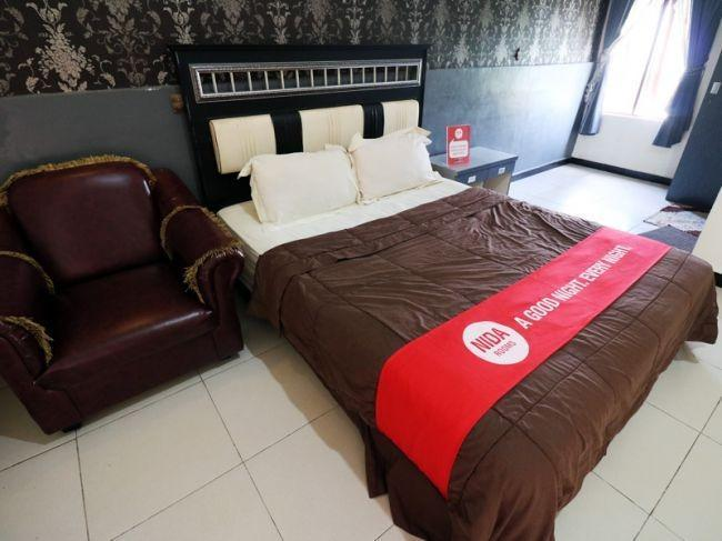 NIDA Rooms Adhyaksa Banjarmasin - Kamar tamu