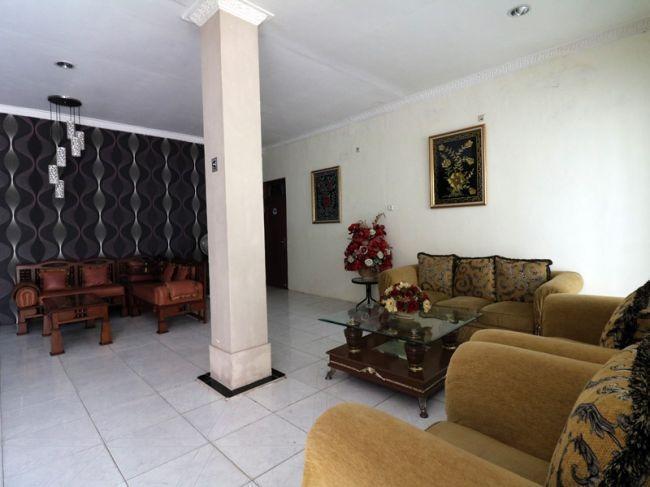 NIDA Rooms Adhyaksa Banjarmasin - Interior